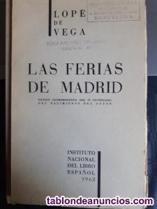 Lope de >Vega