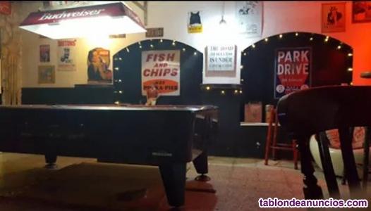 Oportunidad bar restaurante
