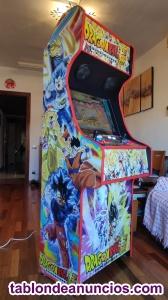 Dragon ball , cemtro multimedia arcade