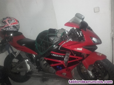 Honda C.B.R. 600cc. Rr