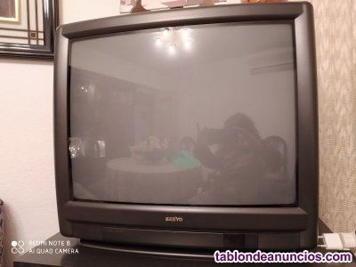 """TELEVISOR SANYO 32"""" CON TDT Y MANDO A DISTANCIA"""