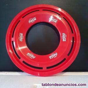 Frisbee Coca cola