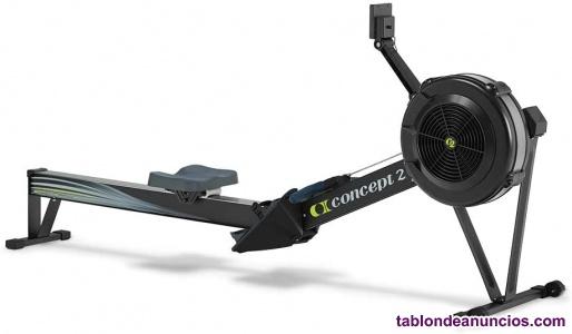 Concept 2 Rower PM5 Model D