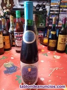Para coleccion vino tinto ribeiro pazo de ulloa del año 1991
