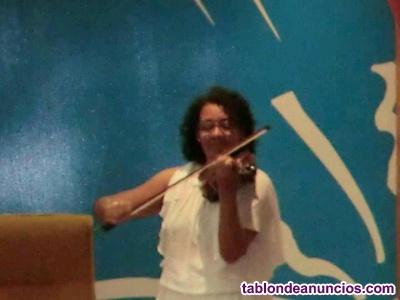 Clases particulares violín piano canto y guitarra