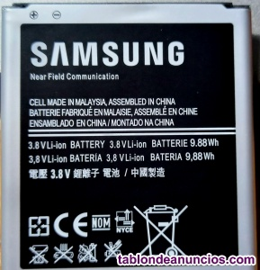 Batería Samsung Galaxy 2 GT-105, EB-B220