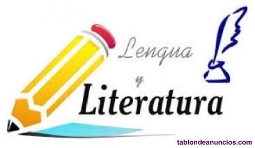 Temario Oposición Lengua y Literatura Castellana