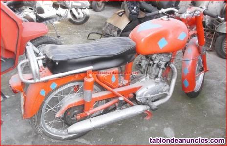 Vendo Ducati 200