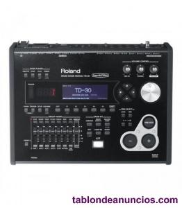 Modulo de sonido roland td-30