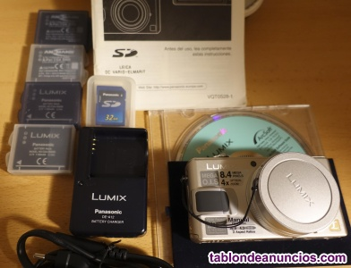 CAMARA DIGITAL LUMIX DMC LX1 LEICA