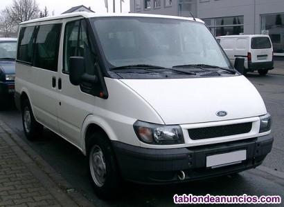 Electroventilador Ford transit 2.0 TDdi (2001-2006)