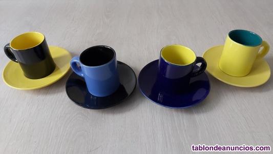 Juego de café para 4 personas