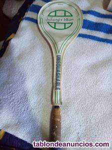 Raqueta de Squash marca Jahangin Khan