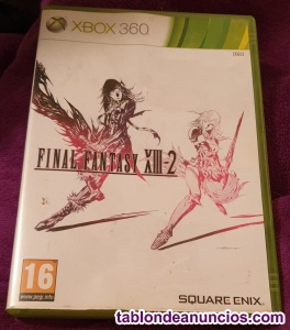 Juego Final Fantasy XIII-2