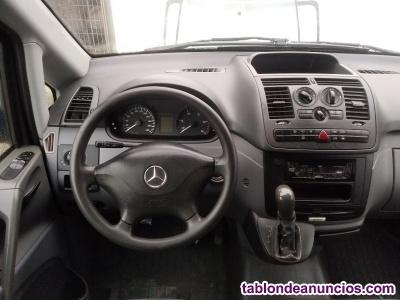 Mercedes vito 4x4 mixto 111 cdi aut.