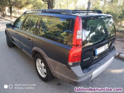 Volvo - v70 xc cross country