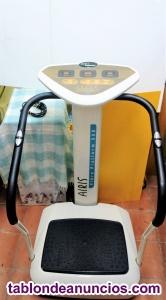 Maquina de ejercicio vibratoria. Urge