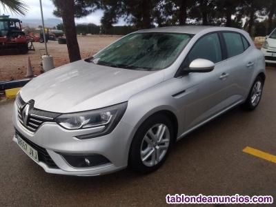 Renault megane 1.5 dci 110 cv.