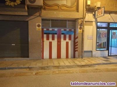 Alquiler garaje en el centro de Villena