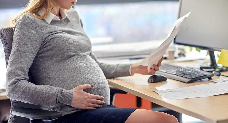 Trabajo para embarazadas