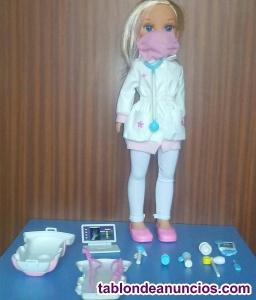 NANCY Doctora por el Mundo