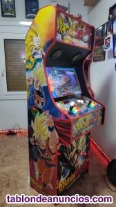Dragon Ball Z Maquina Recreativa ARCADE
