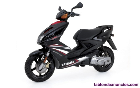 Yamaha aerox 50 despiece