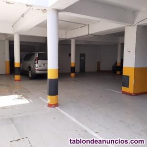 Ofrezco 2 estupendas Plazas de garage en el Puerto de la Cruz