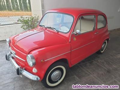 Seat 600E 1971