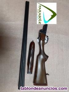 Escopeta zabala hermanos paralela calibre 410