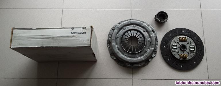 Kit de embrague nissan terrano ii motor gasolina ka24e, -c0001-2x927