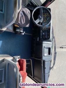 AUTOBUS MAN 420 con carroceria BEULAS.
