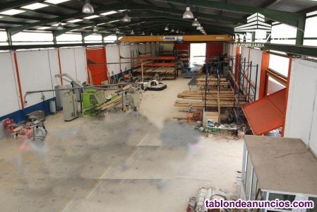 Ref: 0461. Nave industrial en alquiler en Almoradí (Alicante)