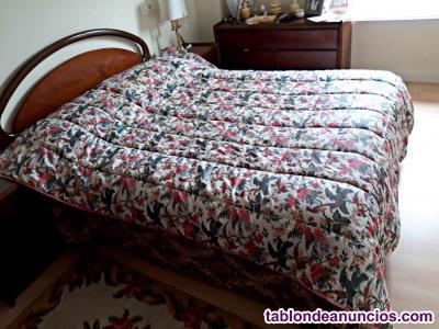 Edredón de cama