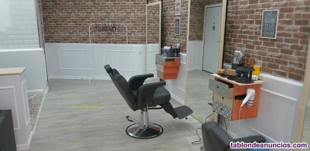 Salon-barberia nou moles