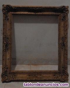 Marco de cuadro antiguo