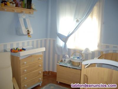 Dormitorio bebe marca Trama
