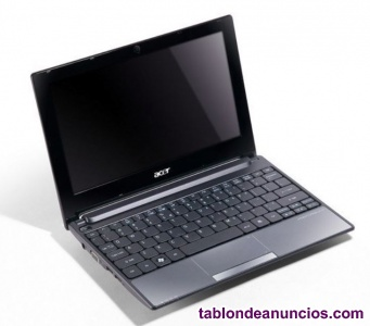 Notebook acer aspire one d255