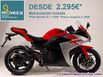 Moto Eléctrica R3 Sport