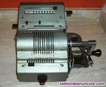 Vendo Calculadora Brunsviga Modelo 1950