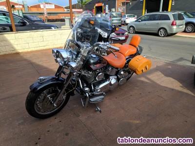 Se vende Harley Davidson FLSTF Fat Boy 2007 ESP