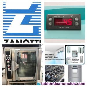 Servicio técnico maquinaria de hostelería