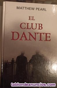 El club dante-matthew pearl