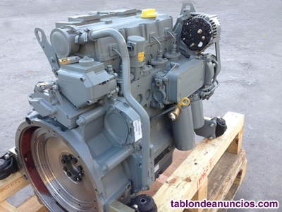 Motor nuevo deutz bf4m2012