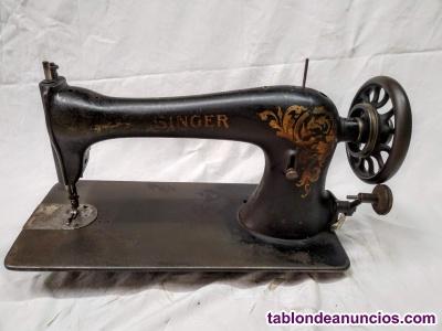 Maquina de coser antiguas