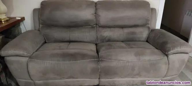 Oferta sofa  de cuatro plazas