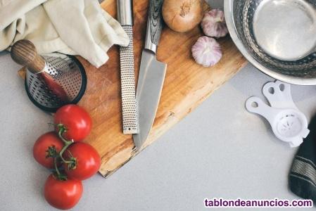 Se buscan cocineros profesionales para trabajar desde casa