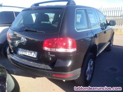 Volkswagen touareg 2.5 tdi r5 tiptronic 174 cv.