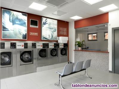 Venta lavanderia autoservicio