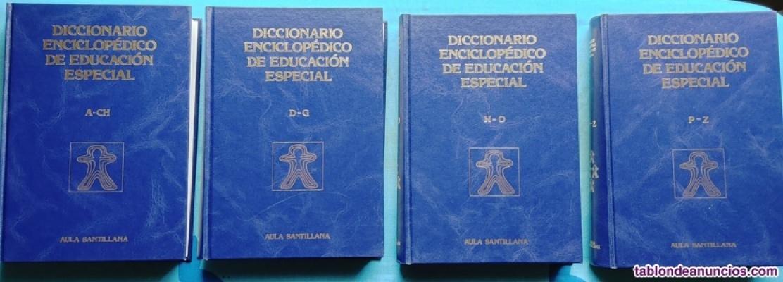 DICCIONARIO de EDUCACIÓN ESPECIAL